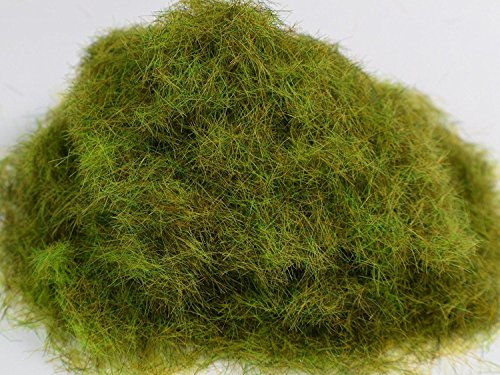 WWS Summer 6mm Mix Model Basing Static Grass 10g G,O,HO/OO,TT,N.Z for sale  Delivered anywhere in UK
