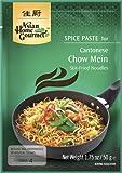 ASIAN HOME GOURMET 3er Pack Gewürzpaste für Kantonesisches Chow Mein gebratene Nudeln [3x 50g]