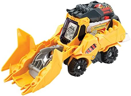 VTech 80–195104 Switch & Go Dinosaures Triceratops Dino Transformer   Moins Cher