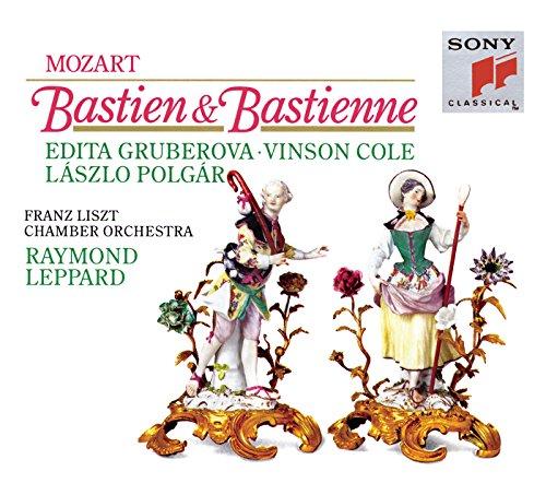 Bastien & Bastienne, K. 50: Aria. Mein liebster Freund hat mich verlassen