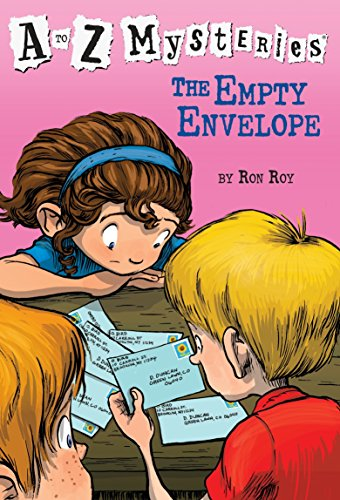 A to Z Mysteries: The Empty Envelope (Stepping Stones Books: A to Z Mysteries)
