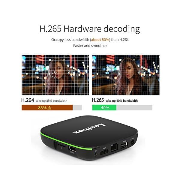 Leelbox-2018-Dernire-Version-Q1-Android-71-Tv-Box-Smart-TV-Box-1GB-RAM8GB-ROM-avec-BT40-Supporte-4K60HZ24G-WIFI3D4KHDH265
