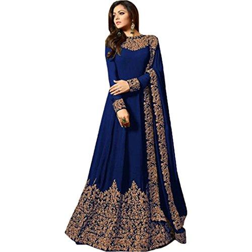 Sretan Women's Party Wear Gown for women Salwar suit sets for women...