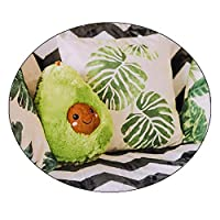 ❤️❤️ AMhomely (Clearance sale)❤️❤️ Cute Stuffed Avocado Toy Kids Soft Plush Toys Pillow Cushion for Baby Girls Boys Birthday Party Gift, Different Sizes (25cm)