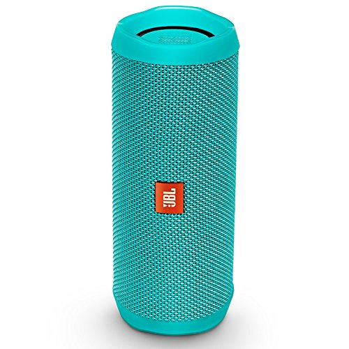 Produktbild JBL Flip 4 Bluetooth Box in Petrol (Wasserdichter,  tragbarer Lautsprecher mit Freisprechfunktion & Alexa-Integration - Bis zu 12 Stunden Wireless Streaming mit nur einer Akku-Ladung))
