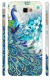 DesignGuru Designer Mobile Back Cover for Samsung Galaxy J7 Prime/On7 2016/On Nxt  Multicolour