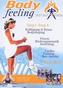 Body Feeling - Step 1-3 [3 DVDs]
