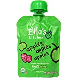 Ella Kitchen Organic Stage 1, Apples Apples Apples, 2.5 Ounce (Pack Of 6)
