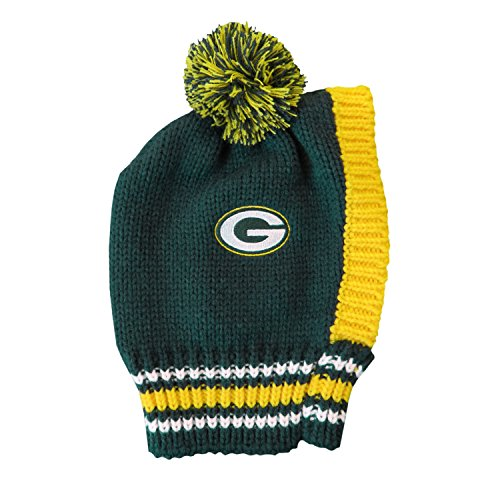 nfl-green-bay-packers-pet-knit-hat-green-small