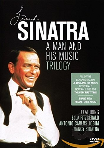 Frank Sinatra - A Man And His Music Trilogy Ntsc Pal-standard
