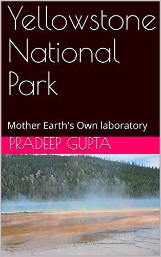 Old Faithful Inn, Yellowstone Park (Yellowstone National Park: Mother Earth's Own laboratory (English Edition))