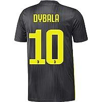 7b93b7518a1 Player Print - adidas Performance Juventus 3rd Dybala 10 Shirt 2018 2019  (Official Printing)