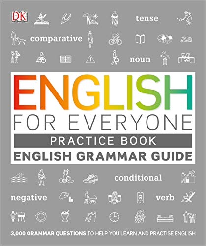 Grammar Guide Practice Book English for Everyone