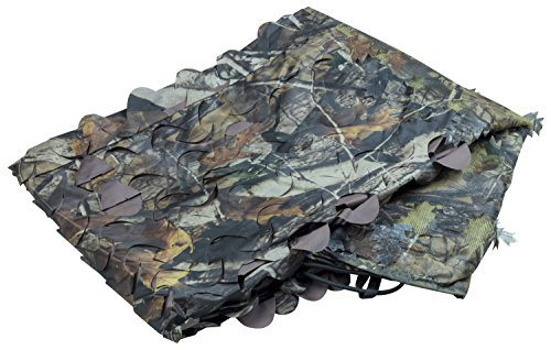 Nitehawk - Tarnnetz mit transparenter Oberseite - für die Jagd - 4m x 1,5m -