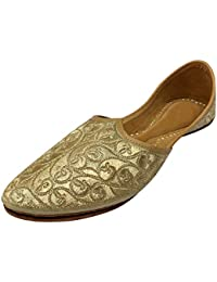 66e11d74ce3f0 Amazon.in: Ethnic Footwear: Shoes & Handbags