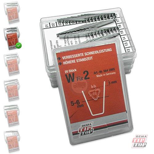 W-FIX 2 ⇢ Schneidemesser 5-6 mm für Reifen-Profilschneidegeräte | 5642865