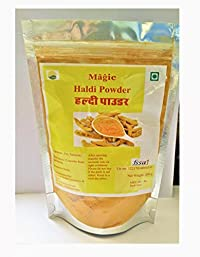 Magic Turmeric Powder Rajasthani special haldi,no colour,pure spice powder