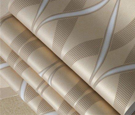 JSLCR 3D in tessuto non tessuto di carta da parati camera da letto soggiorno hotel continental Damasco carta da parati goffrata,D'oro
