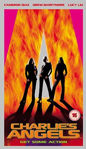 Preisvergleich Produktbild Charlie's Angels [VHS] [UK Import]