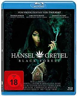 Hänsel und Gretel - Black Forest [Blu-ray]