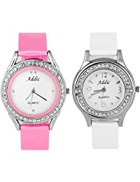 Addic Combo Of Two Smart Watches For Women
