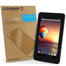 Cover-Up UltraView - Pellicola Protettiva Antiriflesso Opaca per HP Slate 7 (7-inch) Tablet (Confezione da 2)