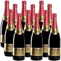 Rosat Can Paixano - Der Kult-Sekt aus der In-Bar La Xampanyeria in Barcelona (Spar-Set mit 12 Flaschen)