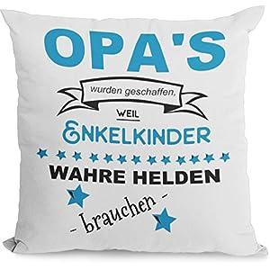 Geschenk für Opa sie wurden geschaffen weil enkelkinder Helden brauchen geschenkideen