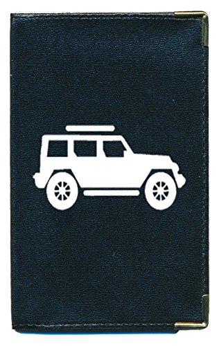Sylla-Funda-para-tarjeta-gris-permiso-de-conducir-documentos-de-coche-planos