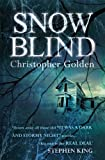 Front cover for the book Snowblind by Christopher Golden