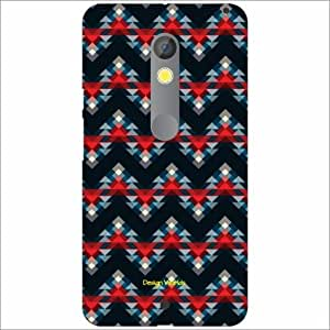 Design Worlds - Moto X play Designer Back Cover Case - Multicolor Phone Cover