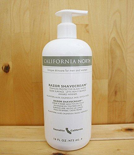 california-north-razor-shavecream-rsc-16-oz-pump-bottle-by-california-north