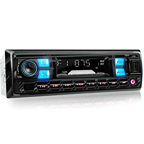 test xomax xm rsu255bt autoradio mit bluetooth. Black Bedroom Furniture Sets. Home Design Ideas