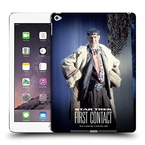 Volles Kostüm Zefram Cochrane Der Erste Kontakt TNG Ruckseite Hülle für iPad Air 2 (2014) (Kostüme Kontakte)