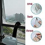 Y56 Airlock-Fensterdichtung für Mobile Klimaanlagen Klimaanlage und Ablufttrockner Mobile Klimaanlage Weichstoffdichtung Schallwand