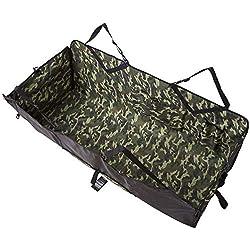D-kennel Confortable Pet Supplies Voiture Pet Mat MEDAILLES D'Couverture Mat, Chien hamac Pet Voyage Universal Waterproof Hamac for Les Voitures SUV Camions (Camouflage) Durable