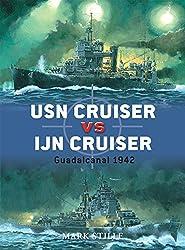 USN Cruiser vs IJN Cruiser: Guadalcanal 1942 (Duel) by Mark Stille (2009-10-20)