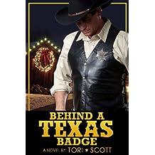 Behind A Texas Badge (Lone Star Cowboys Book 6) (English Edition)