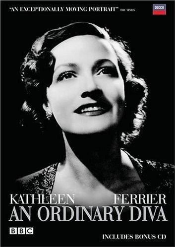 Kathleen Ferrier - An Ordinary Diva (Inclus CD)