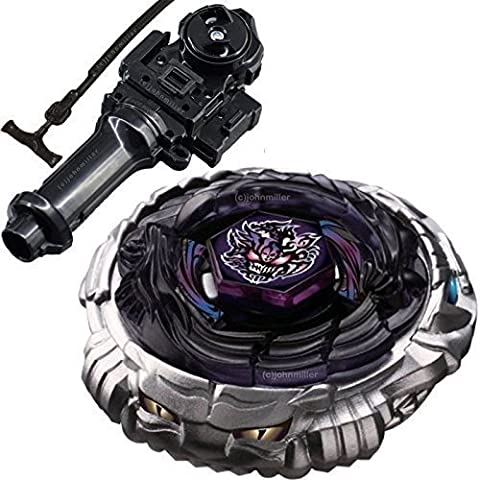 Diablo Nemesis X:D Beyblade Starter Set w/ LAUNCHER GRIP & RIPCORD - USA Seller! by Rapidity