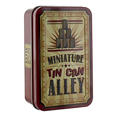Emporium Pp3943 Miniature Tin Can Alley