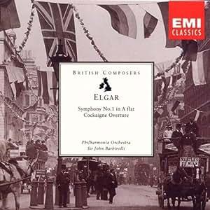 Elgar symph 1 [Import anglais]
