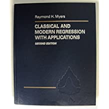 Classical and Modern Regression with Applications (Bookware Companion Series) by Raymond H. Myers (1990-01-26)