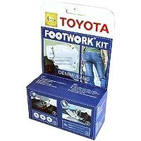 Toyota FWK-CCA30 - Accesorio para máquinas de coser, color blanco/azul