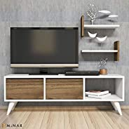 Bravo Foxy TV Unit, White