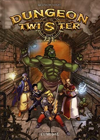 Dungeon Twister, Tome 1