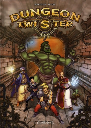 Dungeon Twister, Tome 1 :