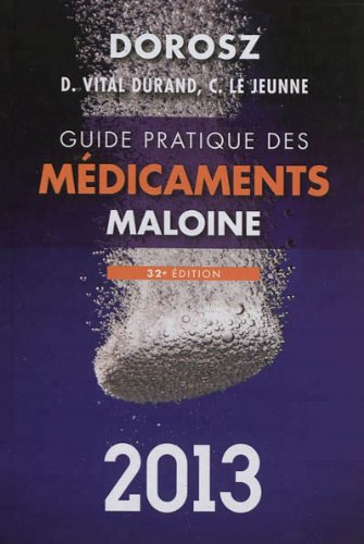 Guide pratique des mdicaments
