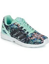 online store 8396d ab2cb Adidas ZX Flux C, Zapatillas de Deporte Unisex Niños