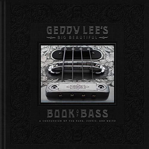Geddy Lee's Big Beautiful Book of Bass (Y Lee S)